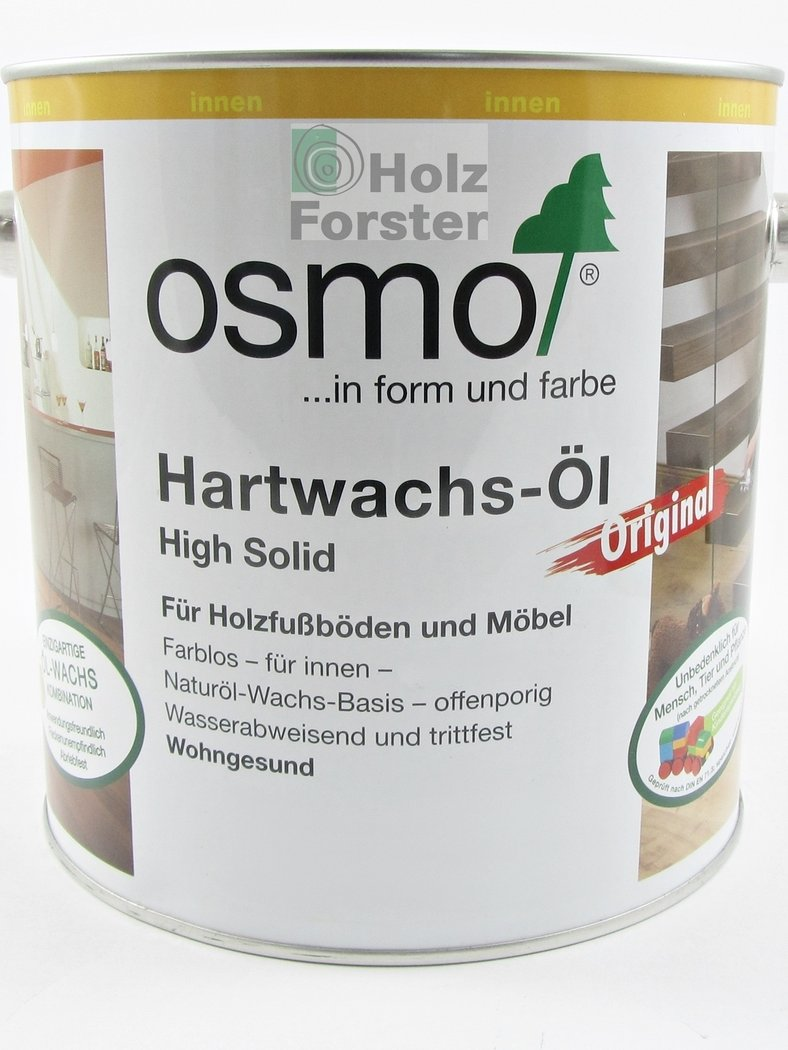 osmo hartwachsöl high solid
