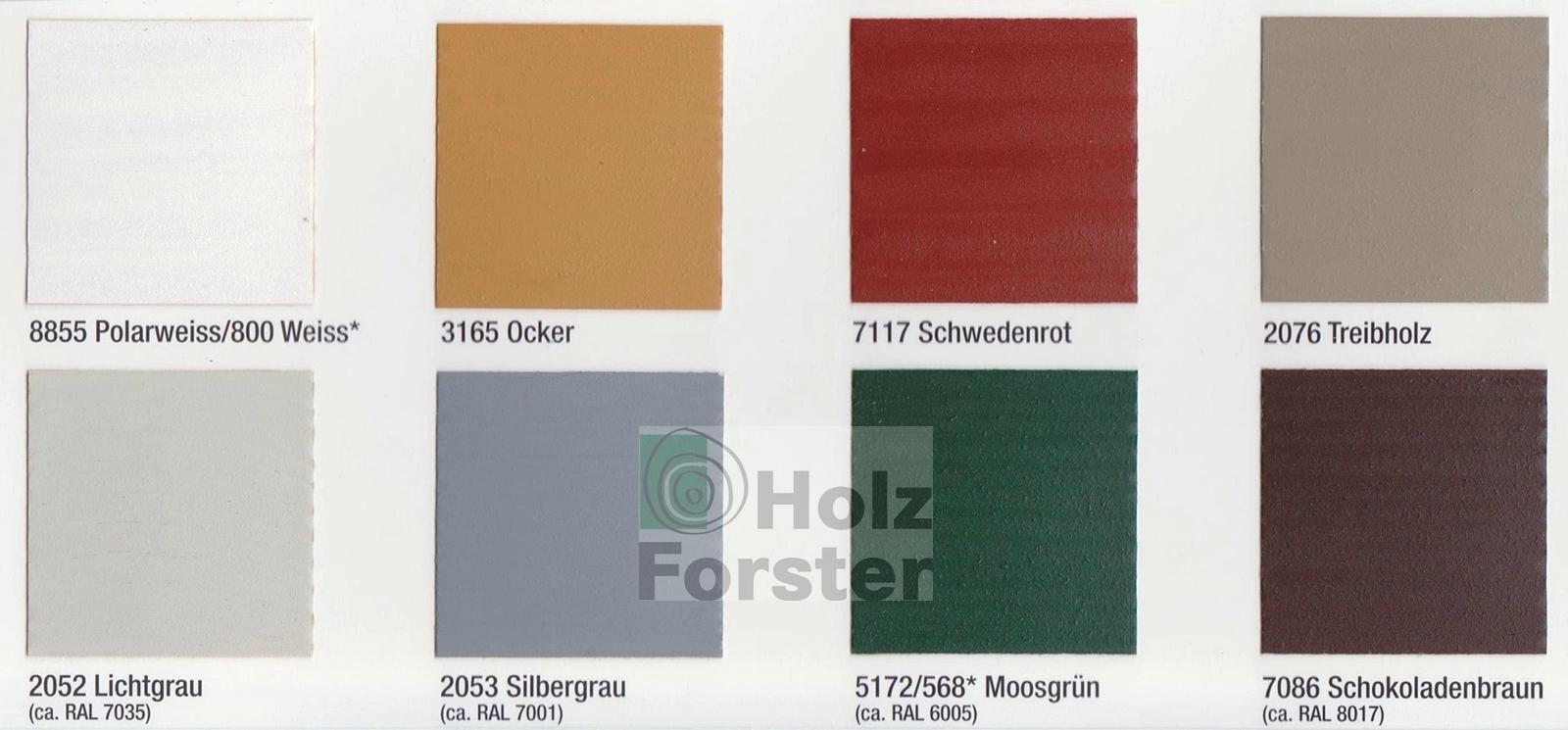 Fassadenfarbe  99 Holz und Fassadenfarbe