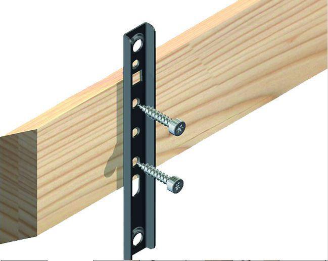 eurotec fassadenclip f145 80 95mm. Black Bedroom Furniture Sets. Home Design Ideas
